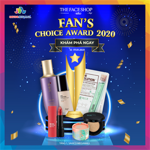 Thefaceshop Fan's Choice Awards 2020